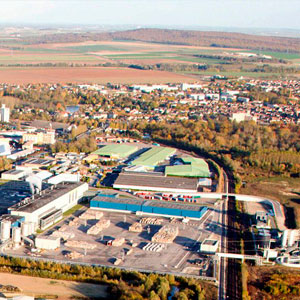 Saica Paper Nogent-sur-Seine