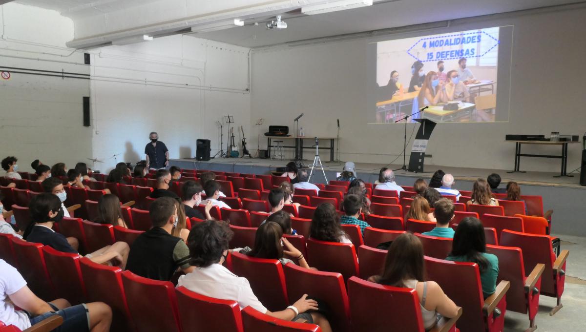 Entrega de premios Trabajos de Investigación IES El Picarral