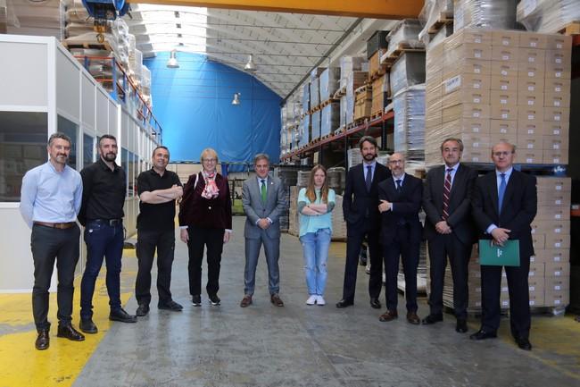 Grupo Saica y Fundación Picarral