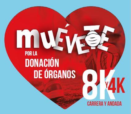 Carrera Muévete por la Donación de Órganos