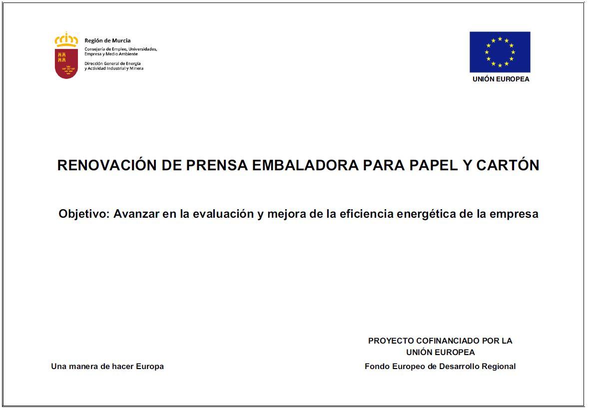 Subvención Murcia