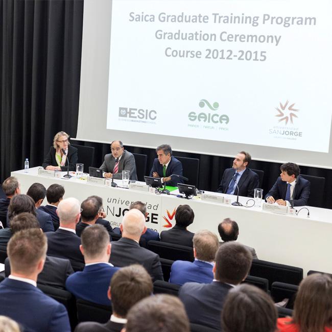 Saica Graduate program