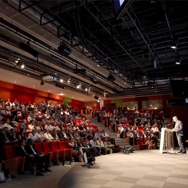 conferencia profesional europea Saica Pack