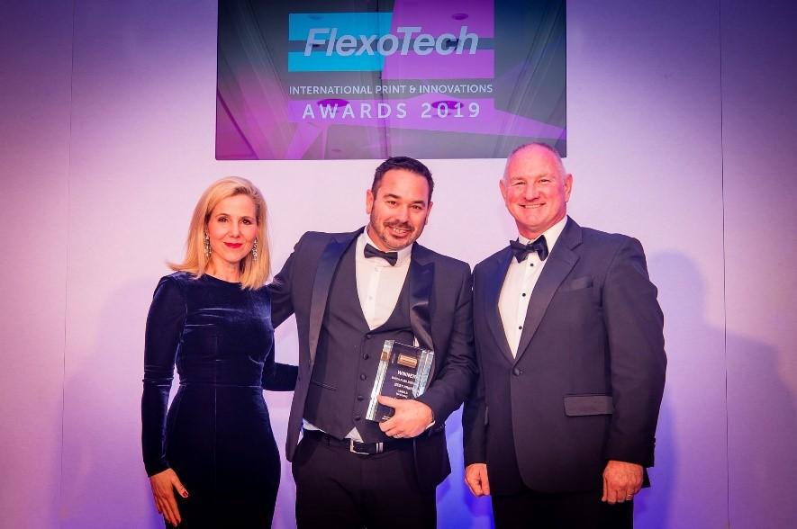 Saica Flex Deeside Award