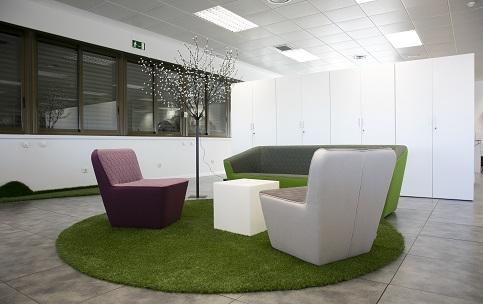 la « Green Room »