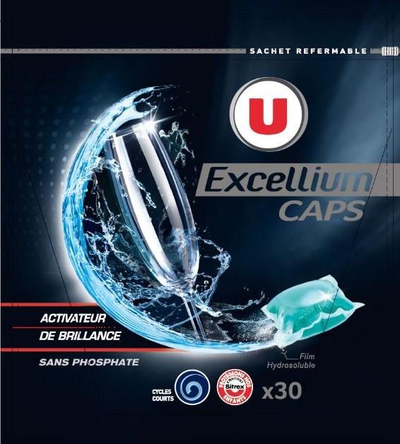 excellium caps